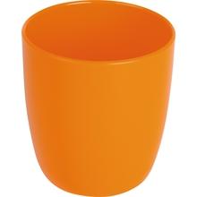 Trinkbecher, orange