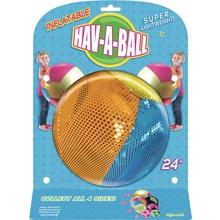 Riesen-Glitzerball