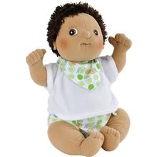 Babypuppe Max
