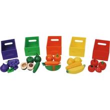 """""""Obst & Gemüse""""-Farb-Sortier-Set"""