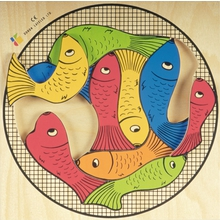 "Puzzle ""Fische"""