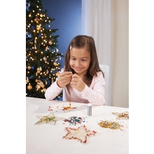 "Rocailles-Bastelset ""Weihnachten"""