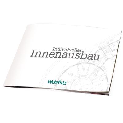 Broschüre Individueller Innenausbau