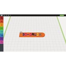 Konstruktionssoftware 3-D-Druck