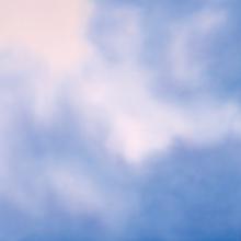 """Deckenbild """"Himmel"""""""