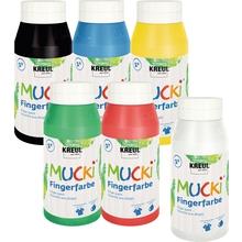 Fingerfarbe Mucki, Farbset