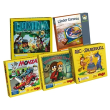 HABA-Spielepaket zur Sprachförderung