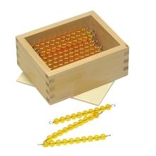 Goldene Zehnerketten