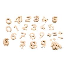 Holz-Zahlen
