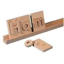 Buchstaben-Tafeln für Kleinbuchstaben