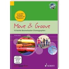 Move & Groove - 10 leichte Boomwhacker-Choreographien