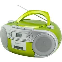 CD-Boombox mit Radio und Kassettenspieler