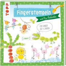 Fingerstempeln mit Pia Pedevilla