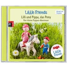 "CD ""Lilli und Pippa, das Pony"""