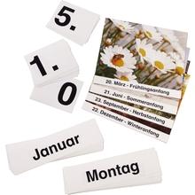 Kartenset Dauerkalender