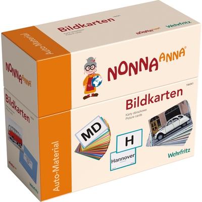 NONNA ANNA® Bildkarten Auto