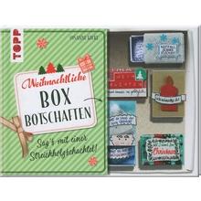 Weihnachtliche Box-Botschaften