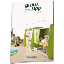 "Broschüre ""grow upp"""