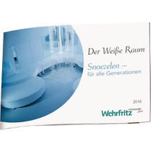 """Broschüre """"Der Weiße Raum"""""""