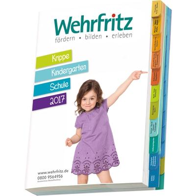 Wehrfritz Hauptkatalog 2017