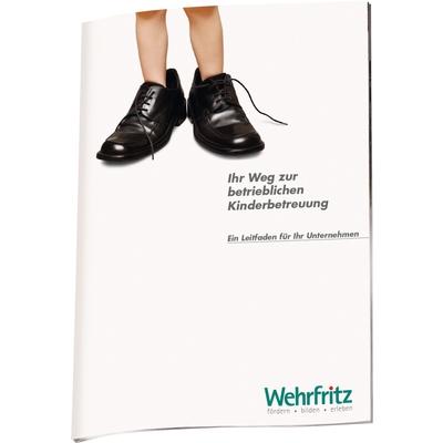 """Broschüre """"Betriebskindergarten"""""""