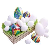 Kunststoff-Eier-Sortiment