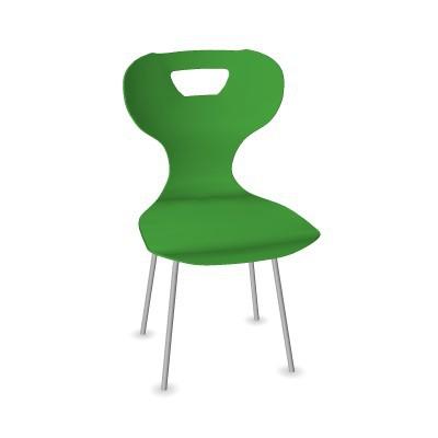 Vierbeinstuhl solit:sit® 4-Fuß