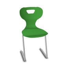 Gleitkufenstuhl solit:sit®Swing, Modell B