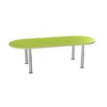 Ovaltisch 200 x 80 cm