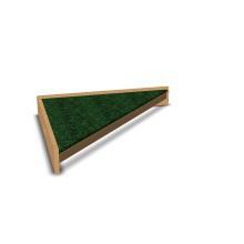 Dreieckspodest